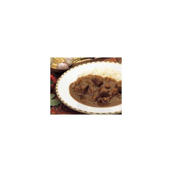 【Miyajima】業務用ビーフカレーインド風1食(200g)(上品な辛さとコク!これぞ定番)【レトルト食品】【jo_62】【】