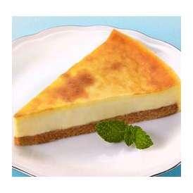 ●超濃厚● 【フレック】 業務用 ニューヨークチーズケーキ(カット済み) 1箱(6個入) 【スイーツ】【冷凍食品】 【re_26】 【】
