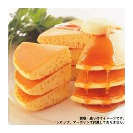 【マリンフード】 業務用 ジャンボホットケーキ 1袋(2枚入り) (パンケーキ)【冷凍食品】【re_26】 【】