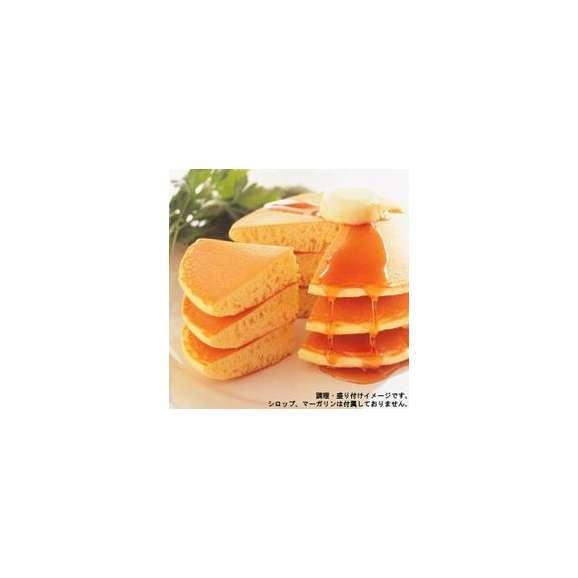 【マリンフード】 業務用 ジャンボホットケーキ 1袋(2枚入り) (パンケーキ)【冷凍食品】【re_26】 【】01