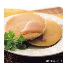 【マリンフード】 銅板焼ホットケーキ 1袋(2枚入り) (メープル入りシロップ付きパンケーキ) 【冷凍食品】【re_26】 【】