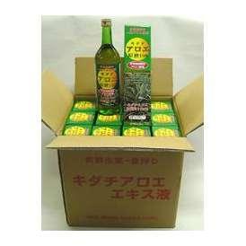 【送料無料】 キダチアロエ原液100% 12本セット (キダチアロエエキス)【jo_62】 【】