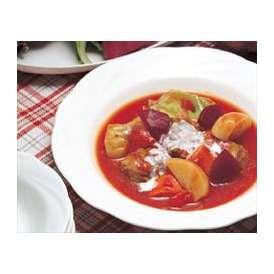 【Miyajima】【業務用】 ボルシチ ロシア風野菜スープ 4食セット 【レトルト食品】【jo_62】 【】
