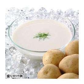 【冷たいスープ】 【SSK】 シェフズリザーブ 「冷たいじゃがいものスープ」 1人前(160g) (冷製ポタージュ) 【レトルト食品】【jo_62】 【】