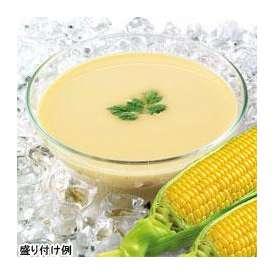 冷たいこーんのスープ