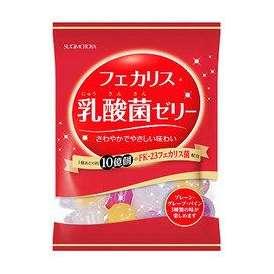【杉本屋】フェカリス乳酸菌ゼリー 1袋(20個入)(FK-23フェカリス菌)【jo_62】