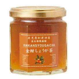 金柑しょうが茶【190g】