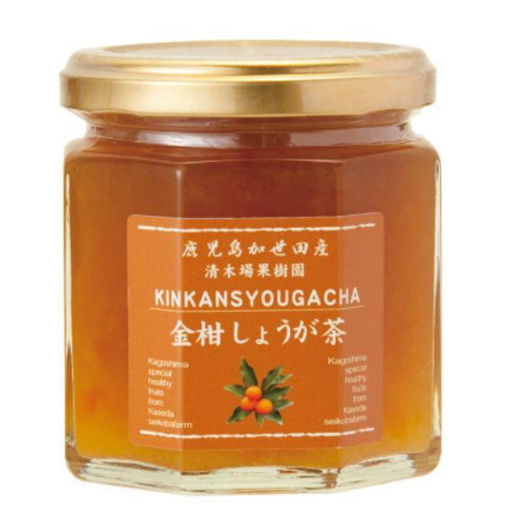 金柑しょうが茶【190g】01