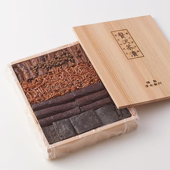 贅沢茶漬・杉箱02