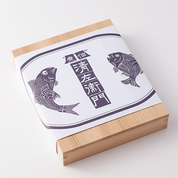 贅沢茶漬・杉箱03