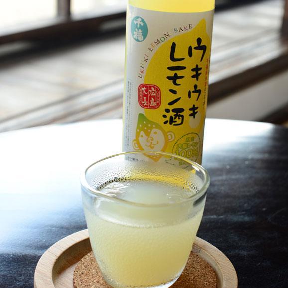 ウキウキレモン酒 500ml03