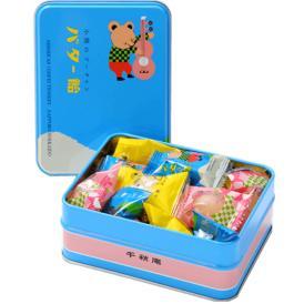 小熊のプーチャンバター飴 缶入 【約75g】