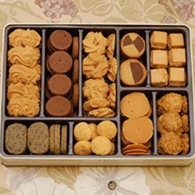 クッキー詰め合わせ 中
