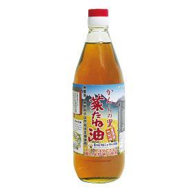 かんらの里 菜種油 900g(予約)