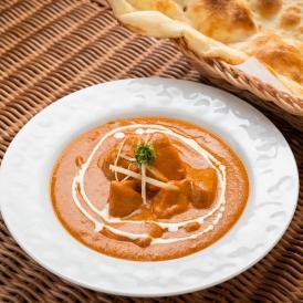 本格インド料理のカレーじっくりご賞味下さい。