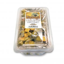 チーズ入りオリーブのマリネ(種抜き)500g
