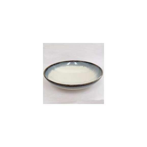 盛鉢白釉錆流し盛鉢和食器美濃焼業務用食器