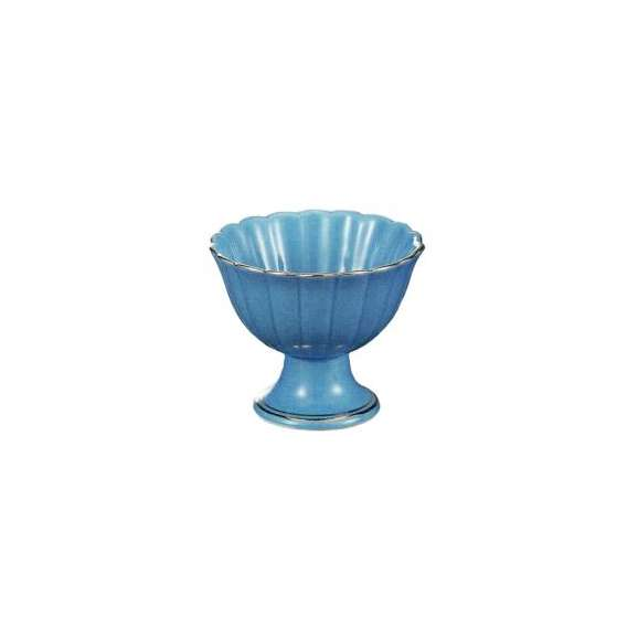 小鉢高台珍味青菊型和食器業務用