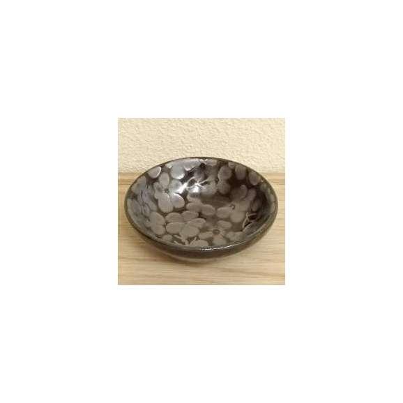 豆皿銀彩花深小皿和食器業務用食器