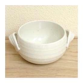 スープカップ 手付スープカップ 白釉 美濃焼