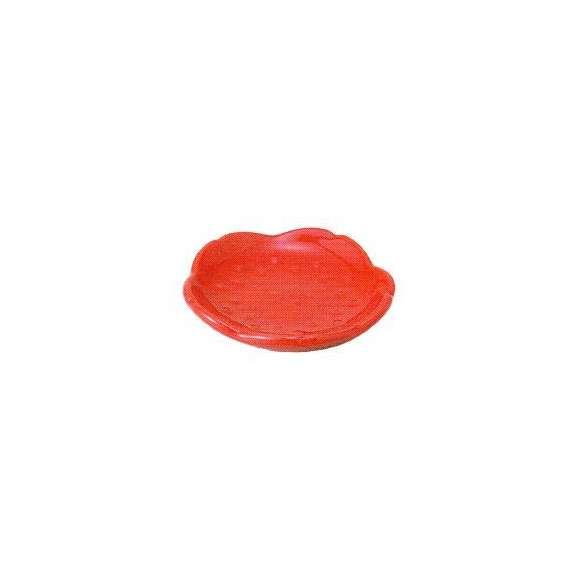 小鉢桜豆皿赤釉和食器美濃焼業務用
