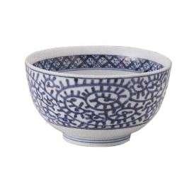 碗 4.5多用碗 タコ唐草 美濃焼 和食器