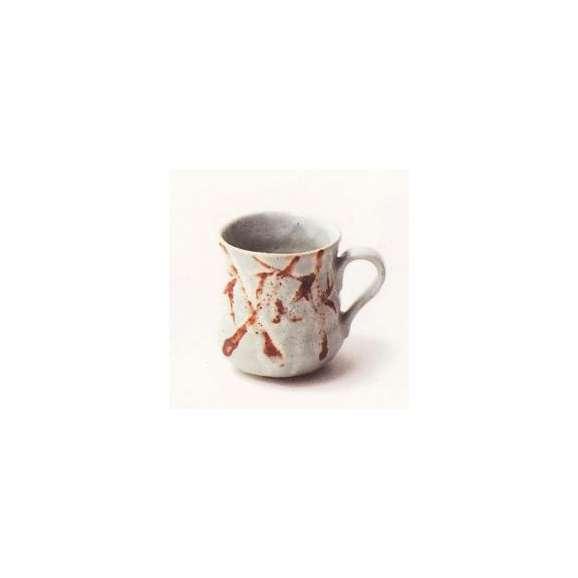 マグカップ窯変竹紋グリーン美濃焼