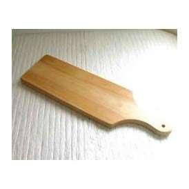 カッティングボード 手付 44.5cm 木製