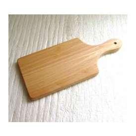 カッティングボード 手付 30cm まな板 木製 キッチン雑貨