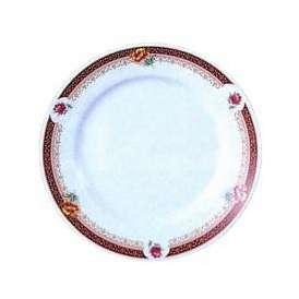 プレート ケーキ皿 19.4cm マロンクイン(チャイナボン) 洋食器 業務用食器 美濃焼