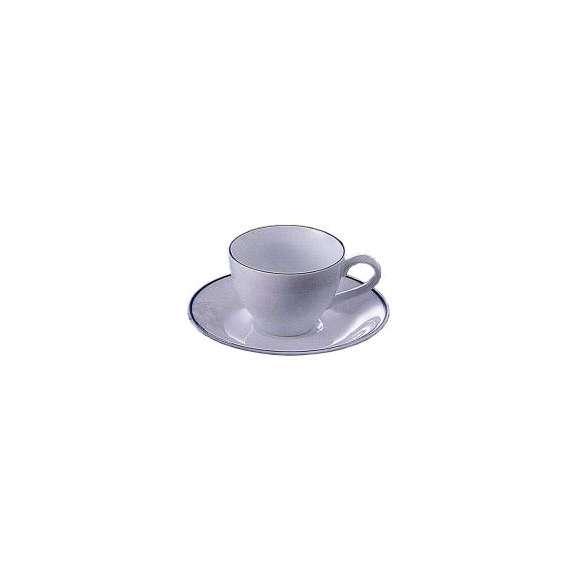 コーヒーカップソーサーブルーマキシム洋食器業務用食器美濃焼