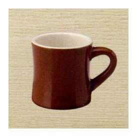 マグカップ チャコールブラウン 茶色 カントリーサイド 洋食器 美濃焼