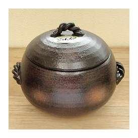 ご飯土鍋 栗型3合