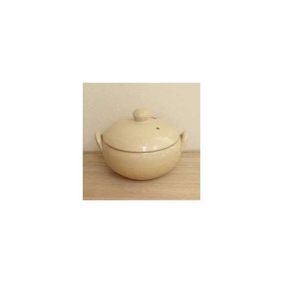蒸し土鍋陶器製の棚付き24.5cmばんこ焼