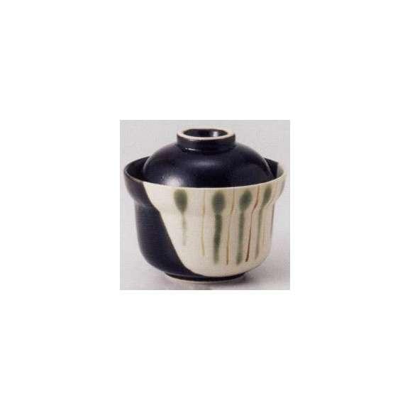 吸い物の食器織部十草蓋物和食器業務用
