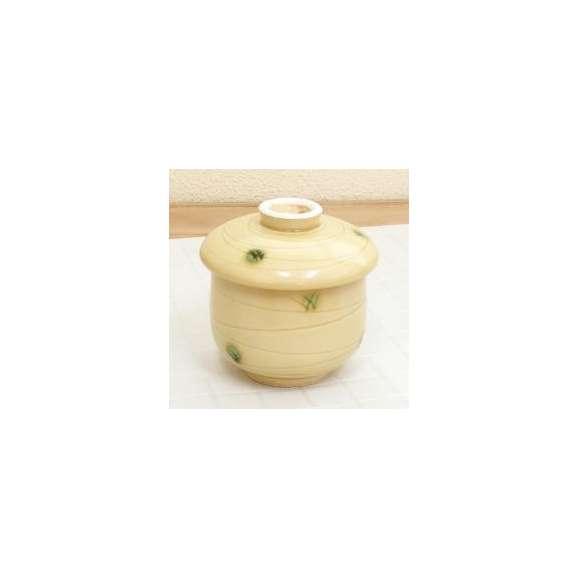 茶碗蒸しの食器黄瀬戸草紋ミニ蒸し碗和食器業務用