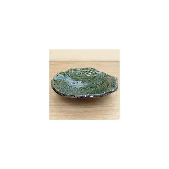 刺身鉢向付織部波渕浅鉢美濃焼和食器業務用