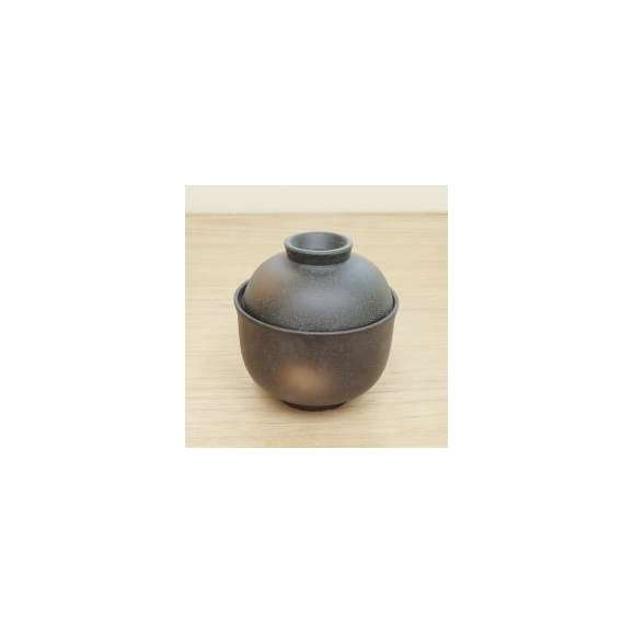 茶碗蒸しの食器黒伊賀菓子碗業務用和食器