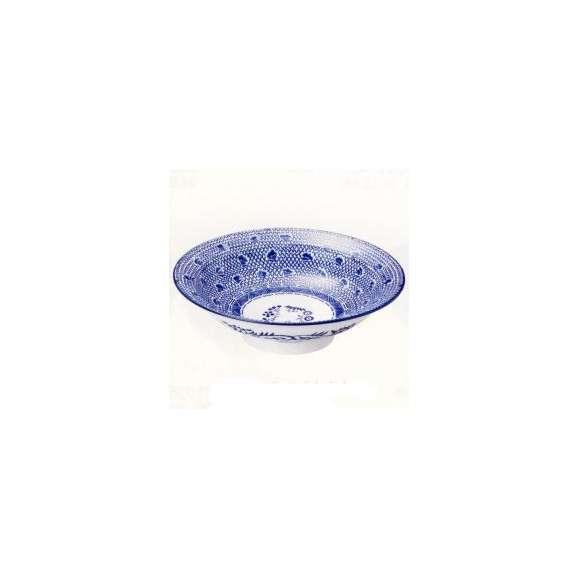 8.0丸高台鉢タイスキ中華食器業務用