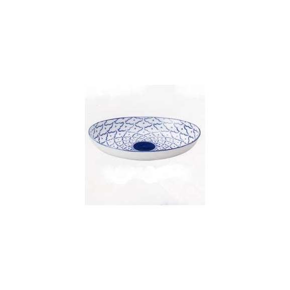 楕円皿オーバルベーカー30cmチェンマイ中華食器業務用