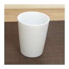 タンブラー ホワイト 白磁 Fondフォンド 洋食器 美濃焼 業務用食器