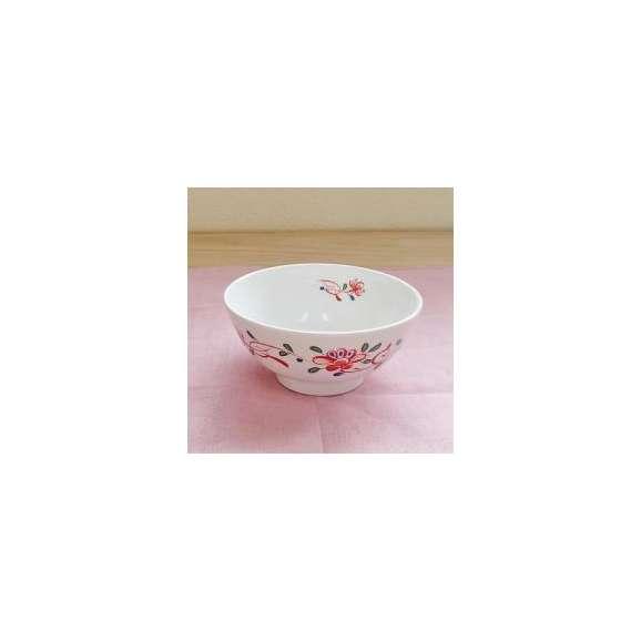 ご飯茶碗京茶碗赤絵唐草強化磁器飯碗和食器業務用食器美濃焼