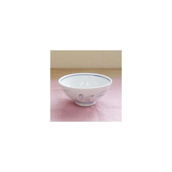 ご飯茶碗中平一珍ラン強化磁器飯碗和食器業務用食器美濃焼