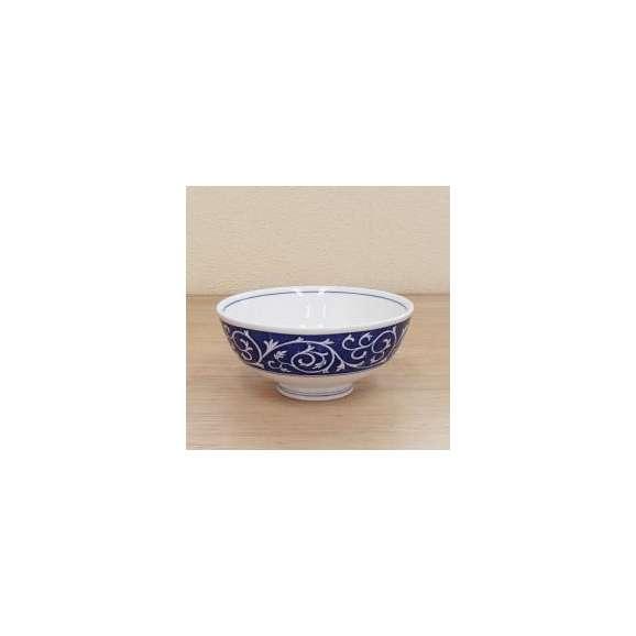 ご飯茶碗中平唐草強化磁器飯碗和食器業務用食器美濃焼
