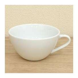 業務用食器 ジャンボ片手スープカップ 白 モンターニュシリーズ 美濃焼