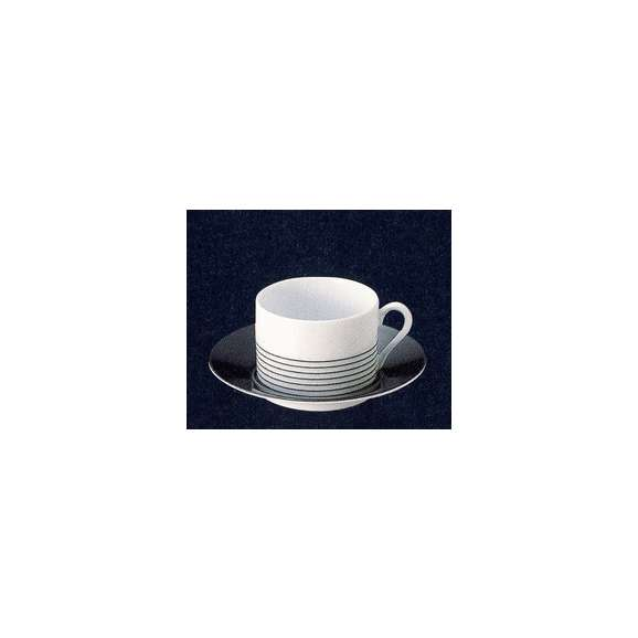 ティーカップソーサー白磁白い食器Shadow(シャドー)studio010