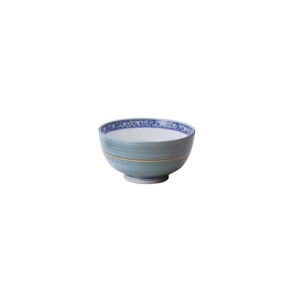 丼うどん・そば・海鮮グリーン乱線6.0丼陶器美濃焼業務用食器