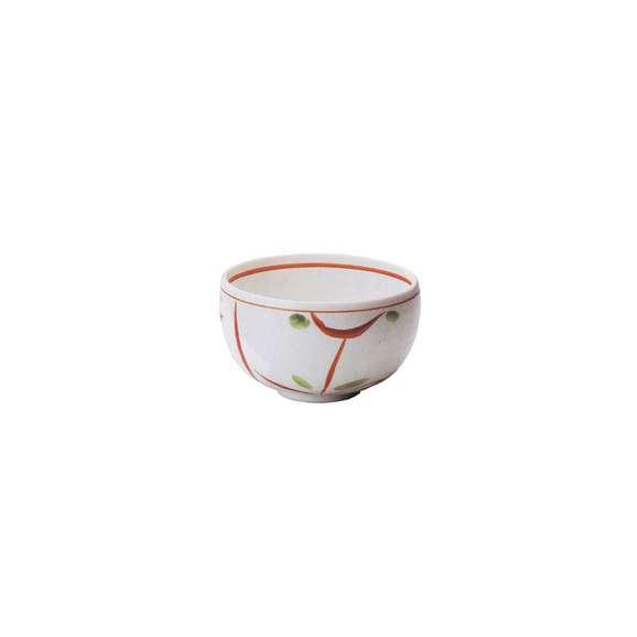 丼うどん・そば・海鮮花万暦小丼白陶器美濃焼業務用食器