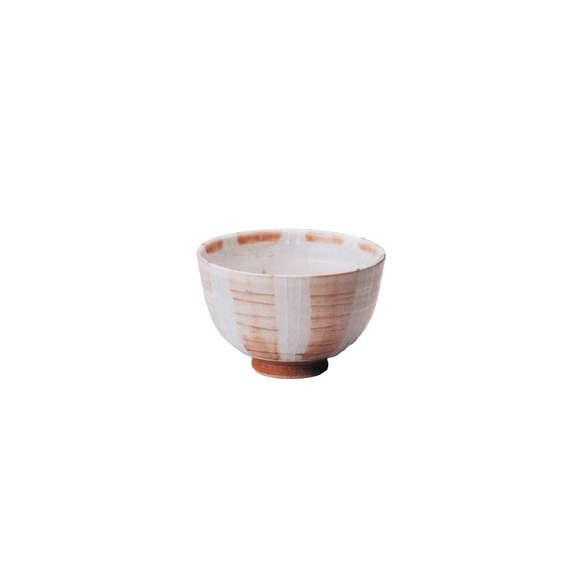 丼うどん・そば・海鮮一珍赤十草夏目5.0丼陶器美濃焼業務用食器