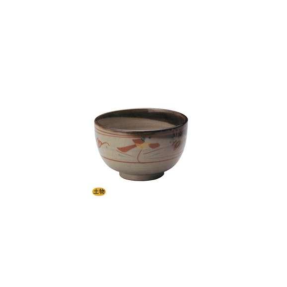 丼うどん・そば・海鮮花唐津夏目型5.5丼陶器美濃焼業務用食器